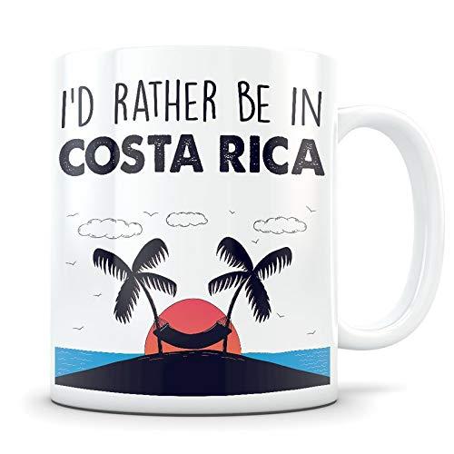 Costa Rica souvenirs Costa Rica mug Costa Rica gift for women and men Costa Rica vacation I love Costa Rica Costa Rica travel gift