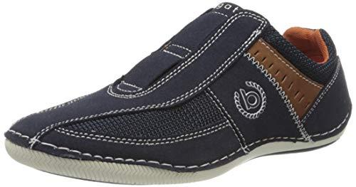 bugatti Herren 321480675400 Sneaker, Blau, 44 EU