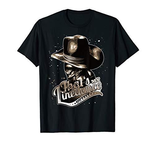 Thats my Linedance Outfit Line Dance tanzen Cowboy Cowgirl T-Shirt