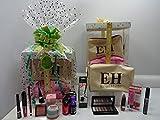Navidad Venta ~ Rimmel London Make Up productos X 12Caja de regalo–Papel de regalo–cesta de regalo + libre Rimmel Fundación + Crystal anillo en regalo Bo... 40..