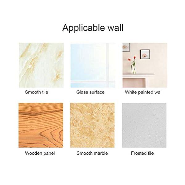 Leikance – Dispensador de papel higiénico montado en la pared, resistente
