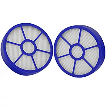 KingBra 2Pcs Replacement Vacuum Filter Post Motor HEPA Filter Compatible with DYSON DC33 Part #921616-01