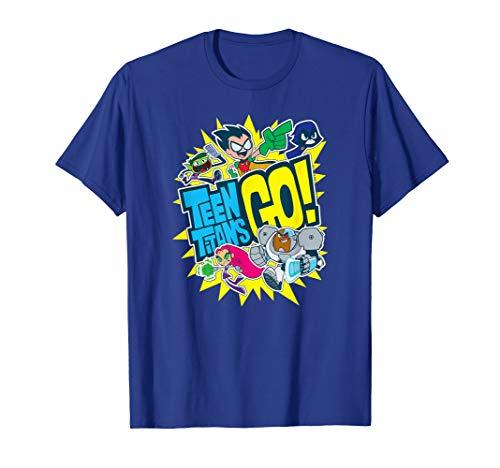 Teen Titans Go! Team T-Shirt