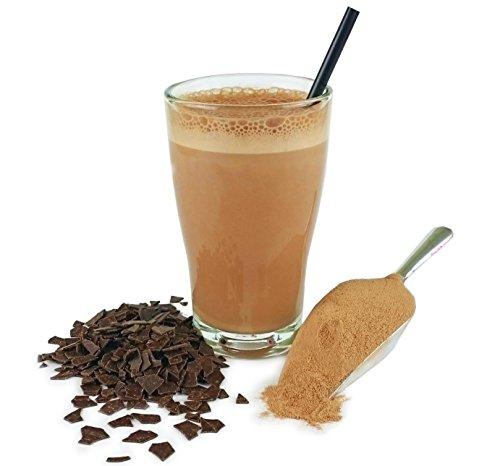Vital-Molke-Drink - Molkepulver 500g - Molkekur - Abnehmen mit Trinkmolke, verschiedene Sorten (Schoko)