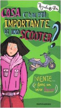 Cosa c'è di più importante di uno scooter? Niente (o forse un vero bacio!)