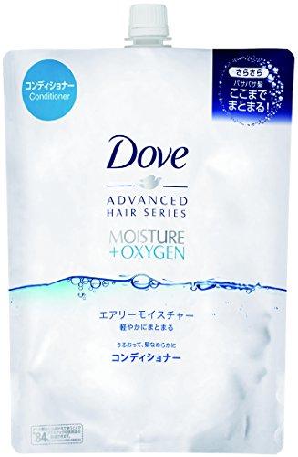 ユニリーバ ダヴ Dove エアリーモイスチャー コンディショナー 詰替 大容量 2000g