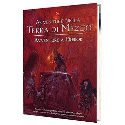 Avventure nella Terra di Mezzo - Avventure a Erebor (Espansione)