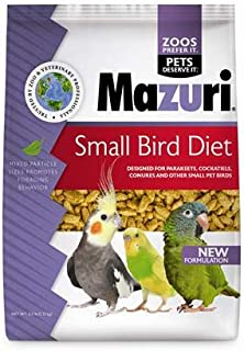 Mazuri Small Bird Food
