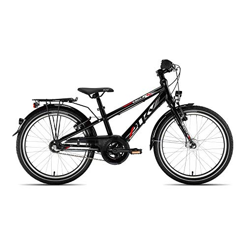 Puky Cyke 20-3 Alu Kinder Fahrrad schwarz