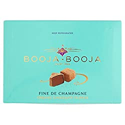 Dairy, Gluten & Soya Free Organic Vegan Discover the pleasure within these deliciously dark chocolate truffles; delightfully inebriated with distilled organic Champagne. Organic, dairy free, gluten & soya free and handmade in Norfolk