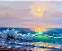 キャンバスプリント装飾絵画絵画海景デッサン家の装飾絵画Canvasbirthdaypresent