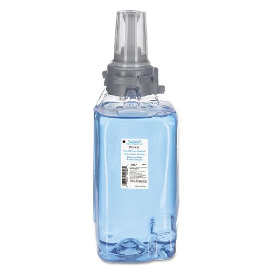 準備したキルト控えるGOJO 超中性フォームハンドウォッシュ、フレッシュな香り、1250ml詰め替え、3/カートン。