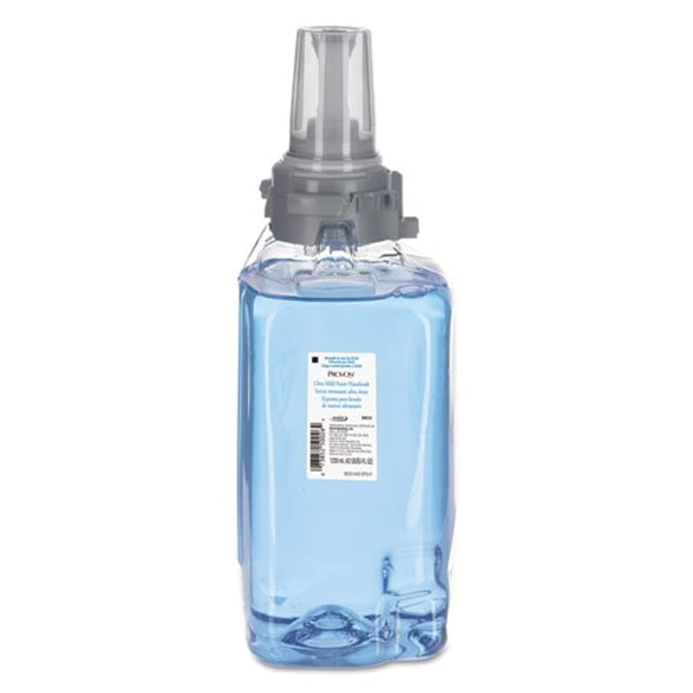 死ぬ十分です消すGOJO 超中性フォームハンドウォッシュ、フレッシュな香り、1250ml詰め替え、3/カートン。