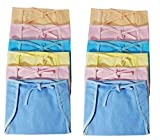 PEUBUD ® Cotton Cloth U Shape Nappy/Diapers/Langot/Nappies for New Born Baby Washable