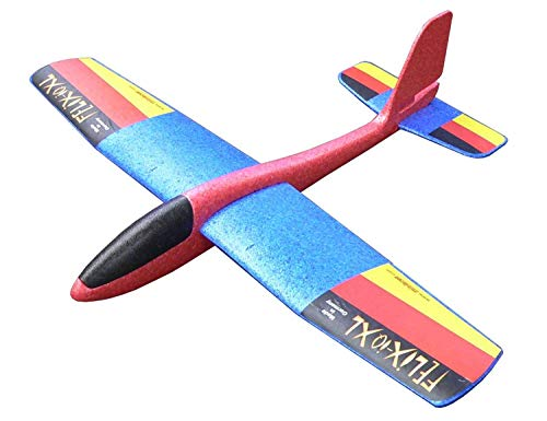 Carson 500504021 - Wurfgleiter Felix-IQ XL, farbl. Sortiert