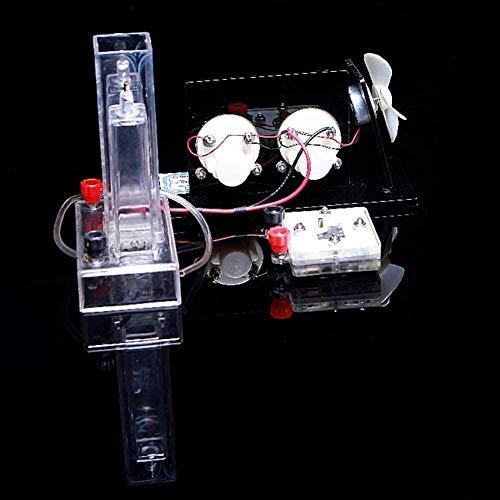 MaxLab Reversible Brennstoffzelle Eine Brennstoffzelle Und EIN Elektrolyseur Zur Stromerzeugung Mit Amperemeter, Voltmeter, Kleinem Lüfter, Wasserelektrolysegerät