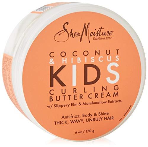 Crema de peinado de Coco & Hibisco de Shea Moisture Kids