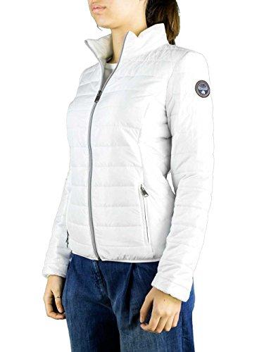 Napapijri Acalmar W Damen Jacke, Weiß (Bright White 002), Gr. Large