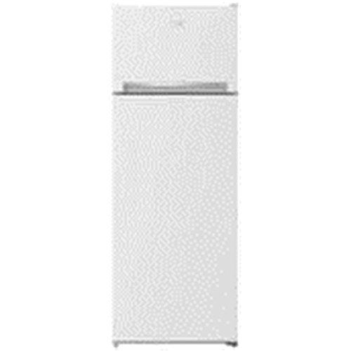 Beko DSA240K20W nevera y congelador Independiente Blanco 223 L A+ - Frigorífico (223 L, SN-ST, 40 dB