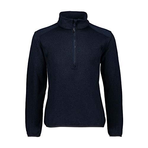 CMP Herren Pullover Man Sweat 39H0757 Black Blue 56
