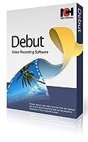 NCH Debut 夏の感謝セール30%オフ 日本語版Debut 動画キャプチャソフト (Windows,Macに対応) 永久ランセンス Mac版はダウンロード