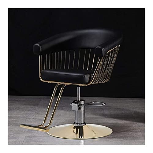 Sillón de peluquero reclinable hidráulico multiusos, sillón de tatuaje Sillas de peluquero reclinables hidráulicamente, sillón de peluquería, sillón de tatuaje, salón de belleza, spa, equipo de champ