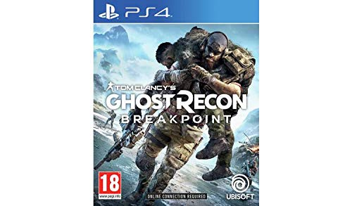 Ubisoft - Tom Clancy's Ghost Recon: Breakpoint /PS4 (1 GAMES)