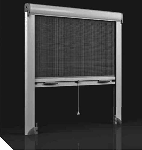 KIT MOSQUITERA ENROLLABLE M42 BLANCO FABRICADAS A MEDIDA QUE NECESITE CADA CLIENTE, (900 x 2300 mm)