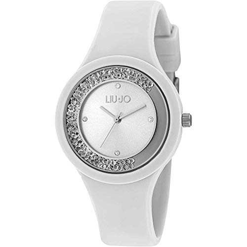 Orologio Donna Dancing Sport Silver Bianco Liu Jo Luxury