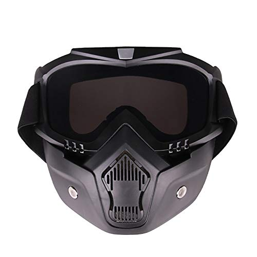Safety Goggles with Anti-Fog/Anti-Scratch Coating Dust-Proof Breathable Dustproof Glassess, Splash Goggle for Unisex UseC
