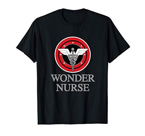 Regalo para enfermeras divertida camiseta maravillosa enferm Camiseta