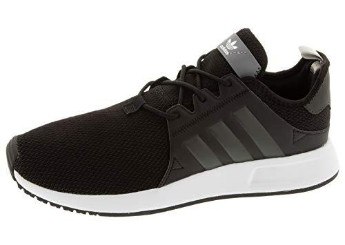 adidas Originals X_PLR Shoes, Zapatillas Deportivas. para Hombre, Core Black Legend Earth Grey Three, 41 EU
