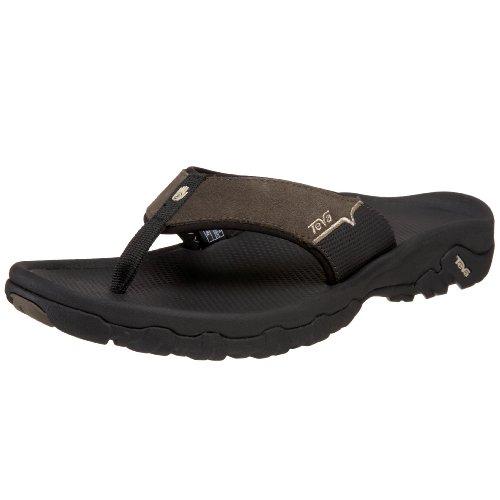 Teva Teva Men's Katavi Thong Outdoor Sandal,Bungee Cord,10 M US