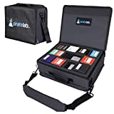 Pirate Lab MTG Card Storage Case, Holds 18 Deck Boxes...