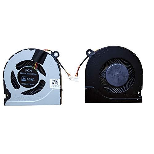HK-Part - Ventilador de refrigeración para CPU Acer Aspire 5 A515 A515-51 A515-51G A515-54 A515-54G A314-31 A315-21 A315-31 A315-51