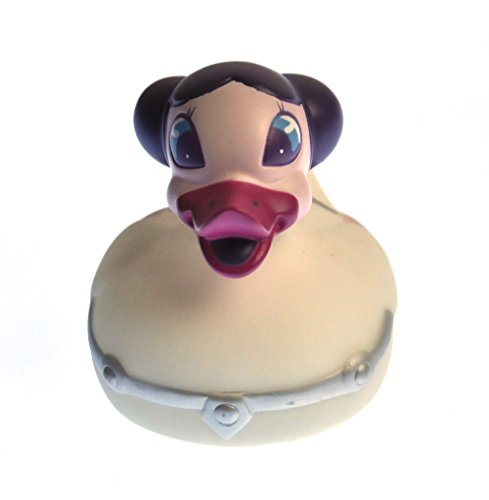 Princess Layer Glow-in-the-Duck Come to the Duck side - LED bulb lights up and changes colour by Hamdis
