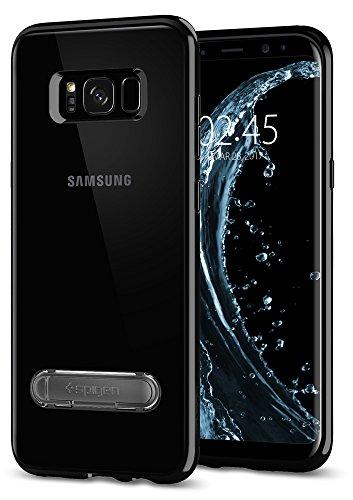 Spigen Ultra Hybrid S Designed for Samsung Galaxy S8 Plus Case (2017) - Midnight Black