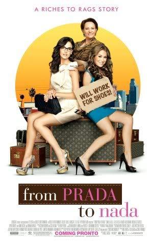 from Prada to NADA – Movie Wall Poster Print – A4 Size Plakat Größe