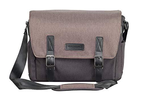 Cullmann Bristol Maxima 333+ Kameratasche im Messenger-Stil mit Tablet-Fach, Farbe braun