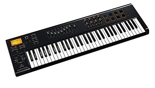 Behringer MOTÖR 61 61-Key USB/MIDI Master Controller Keyboard