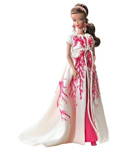 Barbie Collector Palm Beach Coral Doll