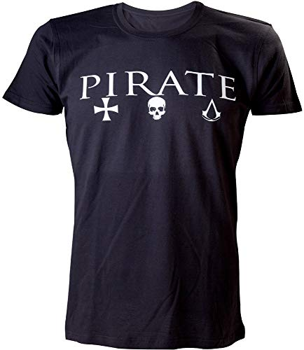 T-Shirt 'Assassin's Creed 4' - Taille XL