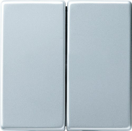 Gira 2315203 Aufsatz Seriendimmer Gira E22 Aluminium
