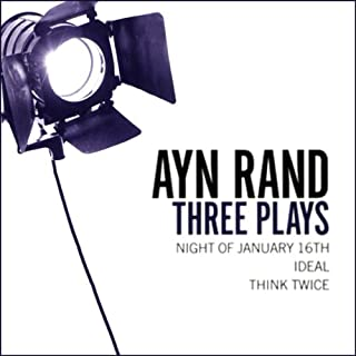 Three Plays audiobook cover art