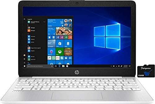 2021 HP Stream 11.6-inch HD Laptop N4020 PC 4 Free shipping on posting reviews Selling rankings Intel Celeron GB