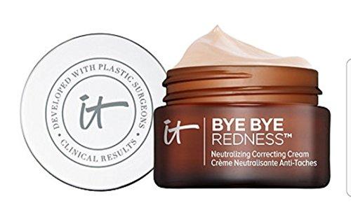 It Cosmetics Bye Bye Redness Neutralizing Correcting Cream in Transforming Light Beige 0.37 FL OZ