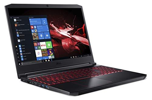 "Acer Nitro 7 15.6"" 1920 x 1080 60 Hz Core i7-9750H 2.6 GHz 16 GB Memory 512 GB NVME SSD Storage Laptop"