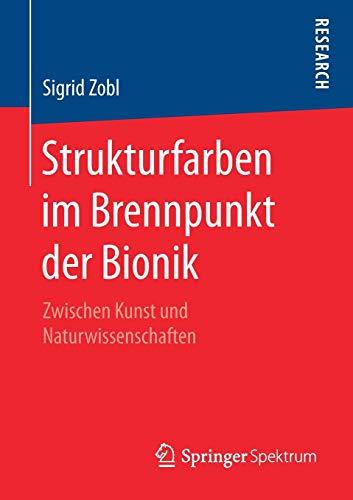 Strukturfarben im Brennpunkt der Bionik: Zwischen Kunst und Naturwissenschaften