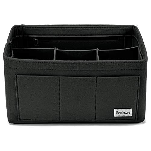 Bridawn Felt Handbag Organizer Purse Insert Bag Tote Insert compatible with Neverfull