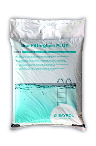 Bayrol Eco Filterglass Plus | Grade 1: 0,3-1,0 mm